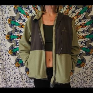 Mint Green & Gray Jacket